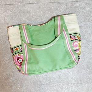 NWOT Vera Bradley canvas bag